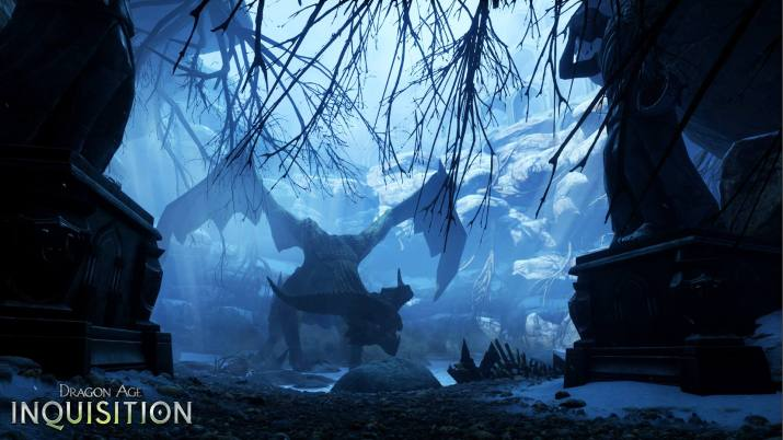Some Dragon age Inquisition beauty.